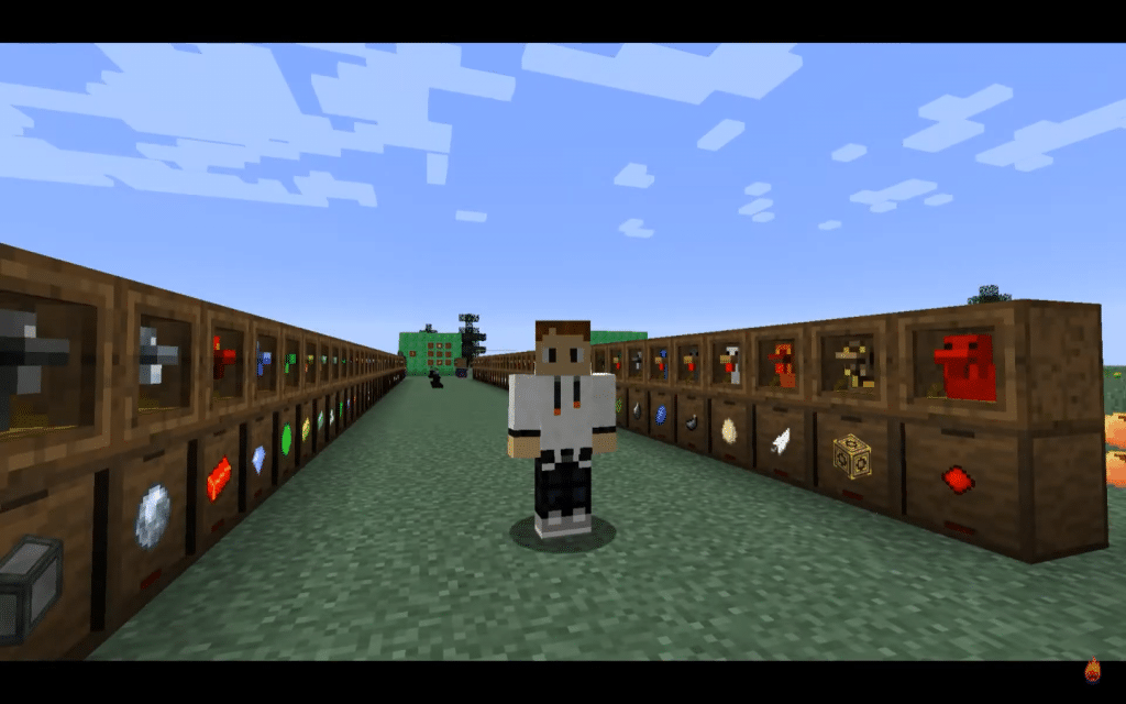 Minecraft Chickens mod